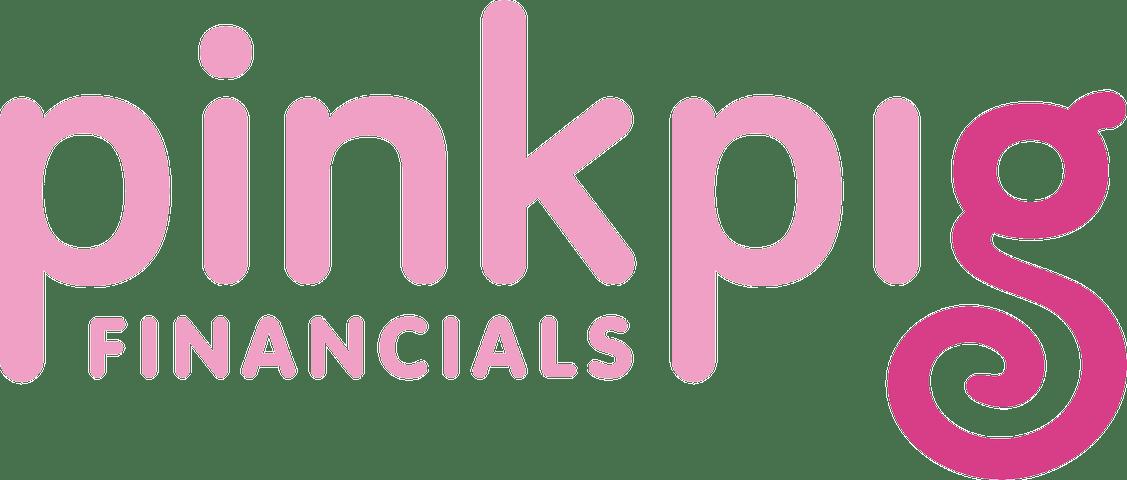 pink pig financials logo