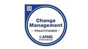 accreditation logo change management practitioner